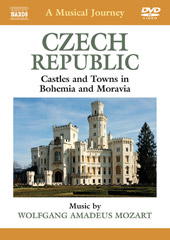 A Musical Journey: Czech Republic, Bohemia and Moravia / Mozart [DVD]