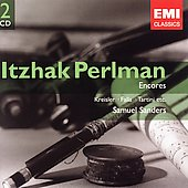 Gemini - Encores / Itzhak Perlman, Samuel Sanders