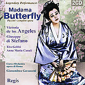 Puccini: Madama Butterfly / Gavazzeni, De los Angeles