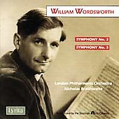 Wordsworth: Symphonies nos 2 & 3 / Braithwaithe, London PO
