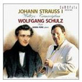 Johann Strauss I: Waltzes, Transcriptions, etc / Schulz, etc