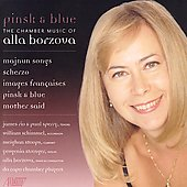 Pinsk and Blue - Chamber Music of Alla Borzova