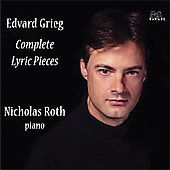 Grieg: Lyric Pieces / Nicholas Roth