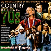 Various Artists: Country Top Hits of the 70's