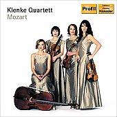 Mozart: String Quartets K 499 & K 575 / Klenke Quartet