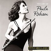 The Art of Paula Robison - Debussy, Bach, Handel, Bizet, etc