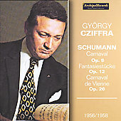 Schumann: Piano Works / Gy&ouml;rgy Cziffra