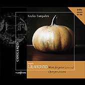 Gilardino: Works for guitar / Giulio Tampalini