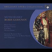 Brilliant Opera Collection - Mussorgsky: Boris Godunov / Dobrowen, Christoff