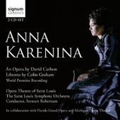 Carlson: Anna Karenina / Robertson, Kaduce, Gierlach, et al