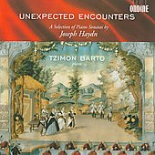 Unexpected Encounters - A Selection of Piano Sonatas by Joseph Haydn / Tzimon Barto