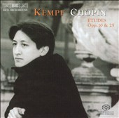 Chopin: &#201;tudes, Opp. 10 & 25 [Hybrid SACD]