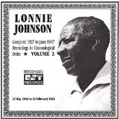 Lonnie Johnson: Complete 1937 to June 1947 Recordings, Vol. 2: 22 May 1940 to 13 February 1942