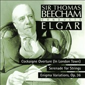 Sir Thomas Beecham Conducts Elgar