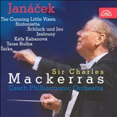 Sir Charles Mackerras Conducts Janácek