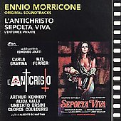 Ennio Morricone (Composer/Conductor): The Antichrist / Sepolta Viva [Original Soundtracks]