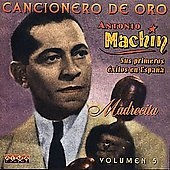 Antonio Machín: Madrecita