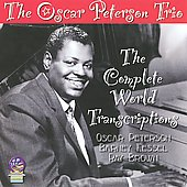 Oscar Peterson Trio: The Complete World Transcriptions