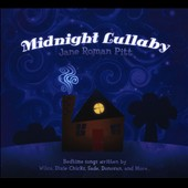 Jane Roman Pitt: Midnight Lullaby [Digipak]