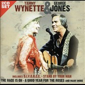 George Jones/George Jones & Tammy Wynette/Tammy Wynette: George Jones & Tammy Wynette [2011]