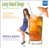 Long Island Songs / Modern works for voice & piano