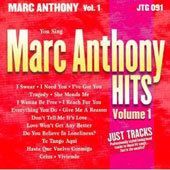 Karaoke: Karaoke: Marc Anthony Hits, Vol. 1