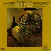 Griffes: Vocal Music / Sherrill Milnes, Jon Spong
