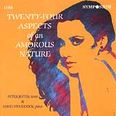 Twenty-Four Aspects of an Amourous Nature / Jeffes, Woodcock