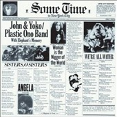 John Lennon/Plastic Ono Band/Yoko Ono: Some Time in New York City