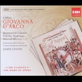 Verdi: Giovanna d'Arco / Caballe, Domingo, Milnes