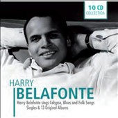 Harry Belafonte: Harry Belafonte Sings Calypso Blues & Folk Songs