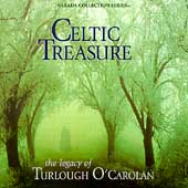 Various Artists: Celtic Treasure: The Legacy of Turlough O'Carolan
