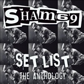 Sham 69: Set List: The Anthology