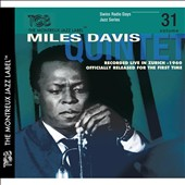Miles Davis Quintet: Swiss Radio Days, Vol. 31
