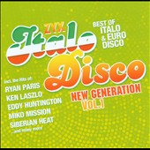 Various Artists: Italo Disco: New Generation, Vol. 1