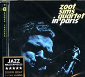 Zoot Sims: Quartet in Paris [Bonus Tracks]