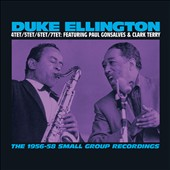 Duke Ellington: The 1956-1958 Small Group Recordings
