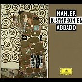 Mahler: 10 Symphonies / Abbado, Berlin Philharmonic, etc