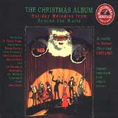 Various Artists: The Masterworks Heritage Christmas