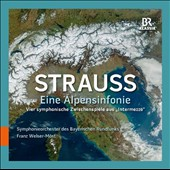 Richard Strauss: An Alpine Symphony / Welser-Most