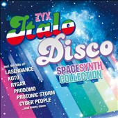 Various Artists: ZYX Italo Disco Spacesynth Collection