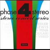 Phase 4 Stereo Concert Series: 41 CDs of Decca's Finest Recordings - Classical, Light Music, Film Scores etc. / Stokowski, Fiedler, Munch, Maazel, Leinsdorf et al. [41 CD]