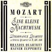 Mozart: Eine kleine Nachtmusik, etc
