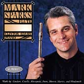 Gaubert, Casella, et al: Works for Flute / Sparks, Adams