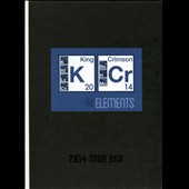 King Crimson: The  Elements: 2014 Tour Box [Digipak]