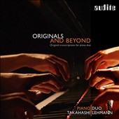 Originals and Beyond: Original Transcriptions for Piano Duo - Music of Schönberg, Beethoven & Schumann / Takahashi-Lehmann Piano Duo
