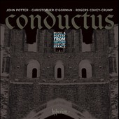 Conductus - Music & Poetry From Thirteenth Century / John Potter, Christopher O'Gorman, Rogers Covey-Crump, tenor