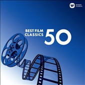 50 Best Film Classics - Classical works from various films / Nicholas Angelich, Martha Argerich, Sir John Barbirolli, Nikolaus Harnoncourt, André Previn, Jordi Savall, and many more [3 CDs]