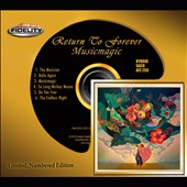 Return to Forever: Musicmagic