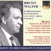 Le registrazioni in studio Vol 2 - Mozart / Bruno Walter